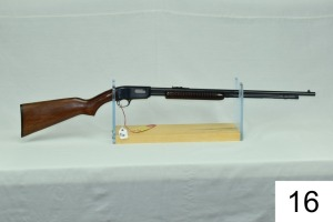 "Winchester    Mod 61    Cal .22 Mag    ""Grooved Receiver""    SN: 332986    Condition: Like NIB W/ Papers & Hangtags"