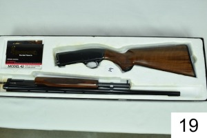 "Browning    Mod 42    .410    26"" Vent Rib    Full    SN: 01260NZ882    Condition: Like NIB"