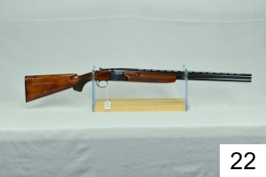"Winchester    Mod 101 Field    20 GA    26½""    Vent Rib    Imp. Cyl/Mod    SN: K243286    Condition: 95% W/ Box"