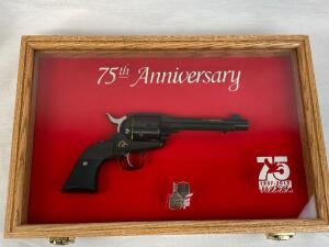 Ruger Vaquero Revolver 75th Anniversary Ducks Unlimited
