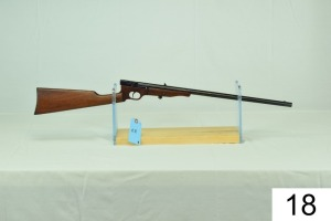 H.M. Quackenbush    Safety Rifle    Cal .22 LR    Gun was refinished    Condition: 65% Refinished