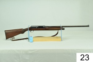 "Unknown    ""Browning Type""    16 GA    SN: 5836    Condition: 35%"