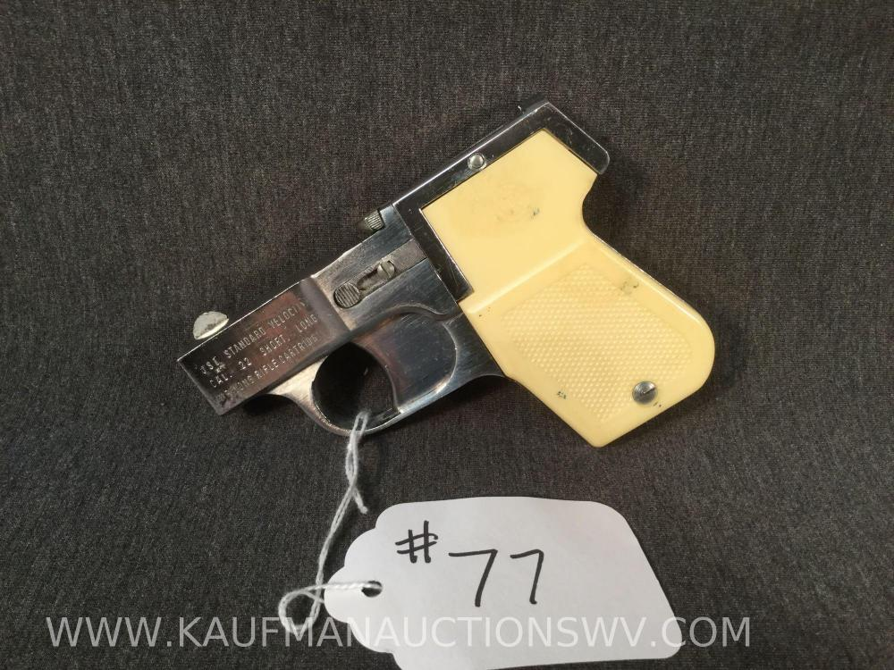 JSI standard velocity Italy four barrel 22 Cal pistol