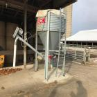 Brock Feed Bin with auger (no top)