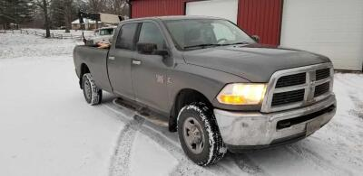 2011 Dodge Ram Cummins 4x4 with 275K miles. Automatic transmission replaced at 170k miles Runs Great